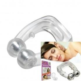 Anti ronflement & apnée du sommeil - Nose clip - Clip Nez- Dilatateur nasal