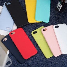 Coque de Protection en Silicone pour Apple Iphone X 10 Anti Choc Case Gel