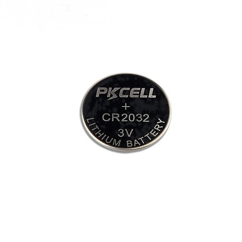 1x 2x 5x 10x 20x Pile Bouton lithium plate CR2032 3V pour Montre 3 volts