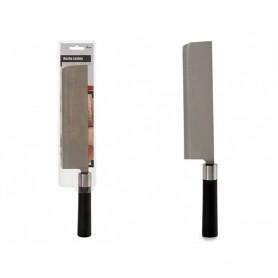 Couteau Hachoir de Cuisine 21,5 cm Fendoir Tranchoir en Acier Inoxydable