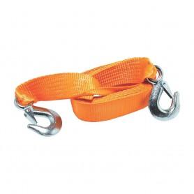 Cable de Remorquage Sangle Corde Longueur 4 Mètres Poids 5 Tonnes Traction