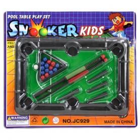 Jeu Mini Billard pour Enfant Jouet Snooker Table