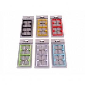 8 X Pinces à Nappe Clip Pince Accroche Table 3,5 cm pour Nappes