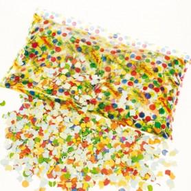 1000G (1KG Kilo) de Confettis Multicolores Mariage Fête Baptême Réveillon Party