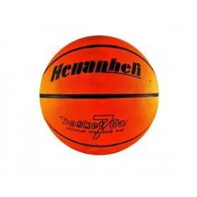 Ballon de Basket Basketball en Cuir Orange Taille 7 équipement Officiel Sport