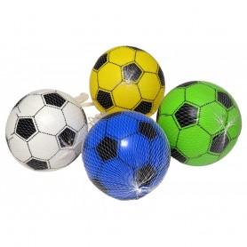 Ballon de Football Plastique Gonflable 20 cm Jouet Jeu de Plein Air Enfant