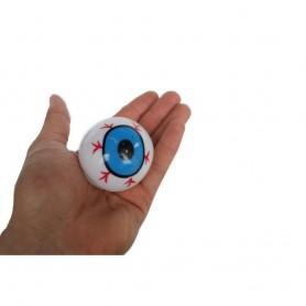 Boule Anti Stress Gluante Orbite Faux Oeil ou pour Farce et Attrape Blague