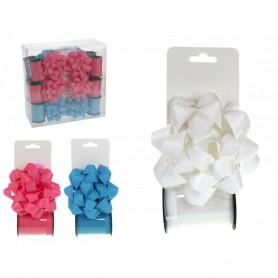 Ruban à Cadeau 10 Mètres Déco Emballage Papier Cadeaux Friser 3 Couleurs