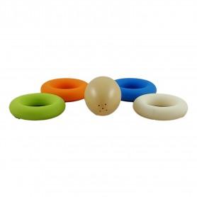 Coquetier en silicone pour oeuf à la coque Couleur au choix