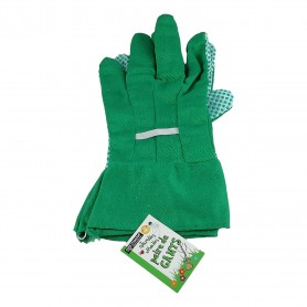1 X paire de gants de jardin résistants en polyester Jardinage
