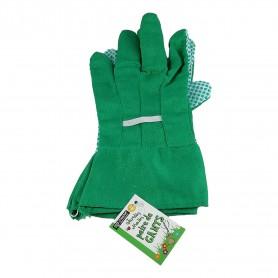 Lot de 2 X paires de gants de jardin résistants gant en polyester Jardinage