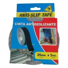 Rouleau de Ruban Adhésif Anti Dérapant 5 M x 25 mm Anti Glissade