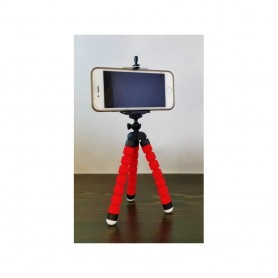 Trépied pour Téléphone Smartphone Appareil Photo Camescope Support Réglable