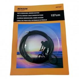Câble de Frein extérieur ou intérieur 157 cm pour Vélo Route VTT VTC