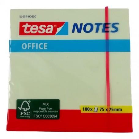 500 Post Autocollants 75x75mm Stickers Notes It Sticker Adhésives Pense Bête