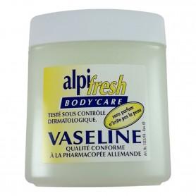Vaseline Pure 125 ml Alpifresh Gel Réparateur Hydratant Nourrissant Lubrifiant
