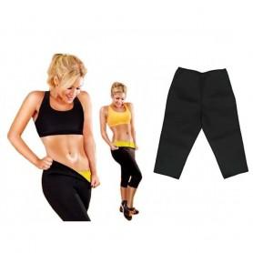 Short Moulant en Neoprene Fitness Sport Yoga Compression Sudation Minceur