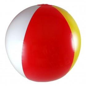 Ballon de Plage Gonflable Multicolore 33cm Jeux Piscine Sport Football Volley
