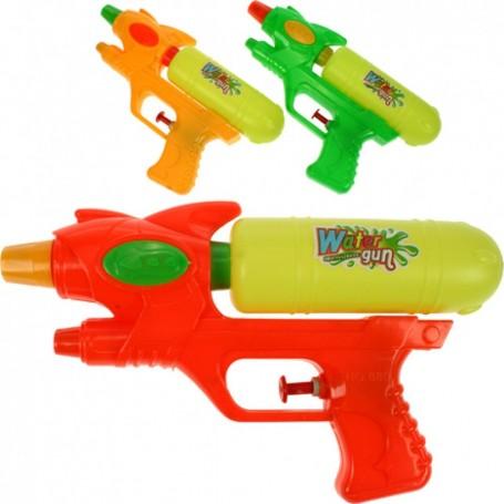 Lot de 2 X Pistolet à Eau Multicolores Jouet Jeu d'enfant Bataille d'été Piscine Plage